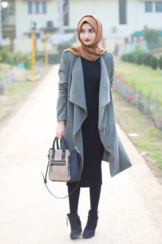 New Style Hijab for Teen Girls Collection 2020 Office Wear