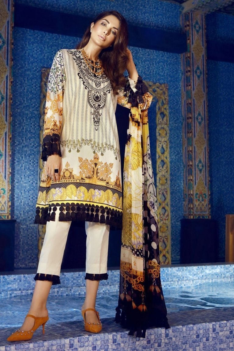 Outfitters Winter Shawl Collection Ideas For Women 2020
