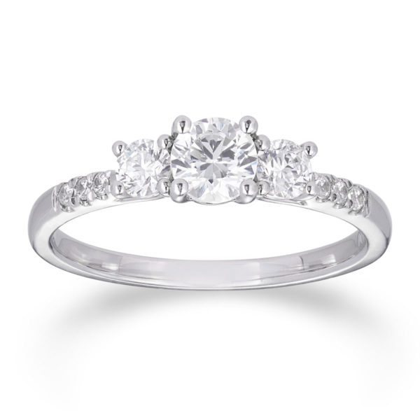 Beautifull Engagement Rings for Girls Collection 2020 Online Shop