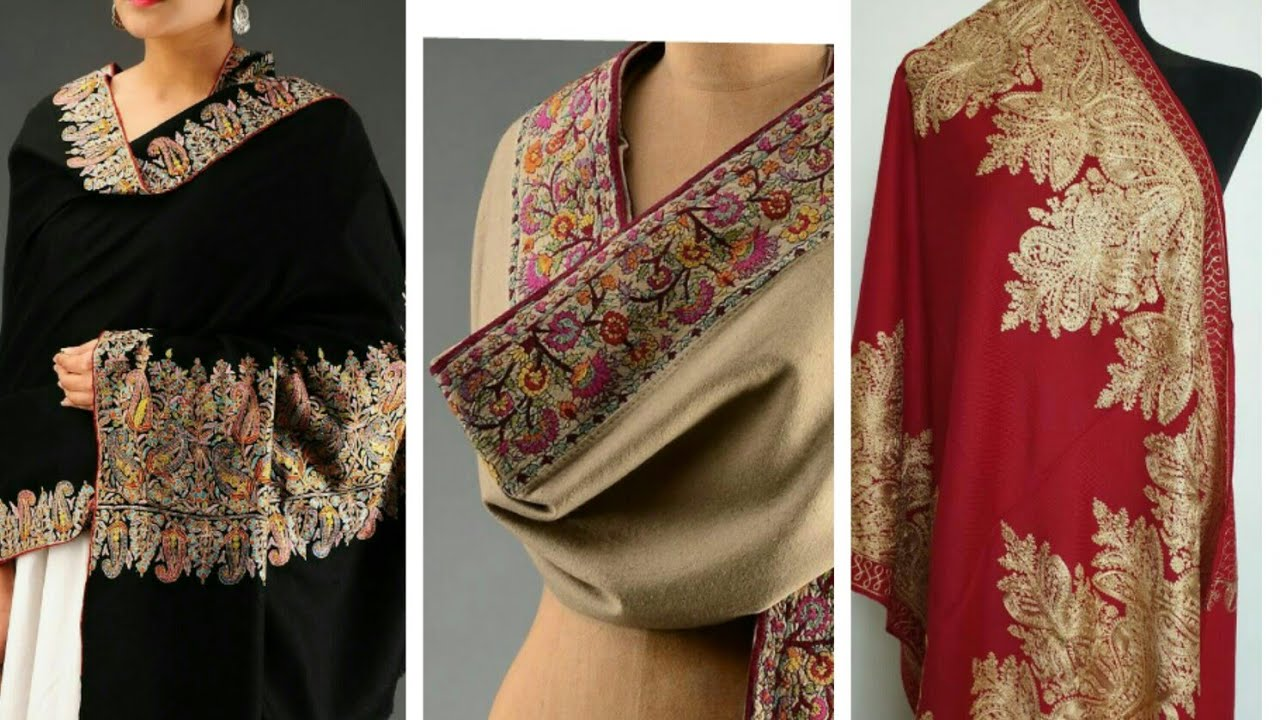 Online Shop- Winter Shawls Collection in Pakistan 2020-21