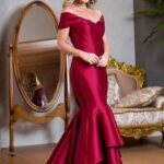 New Fashion Evening Clothing Gowns Designs For Girls 2021