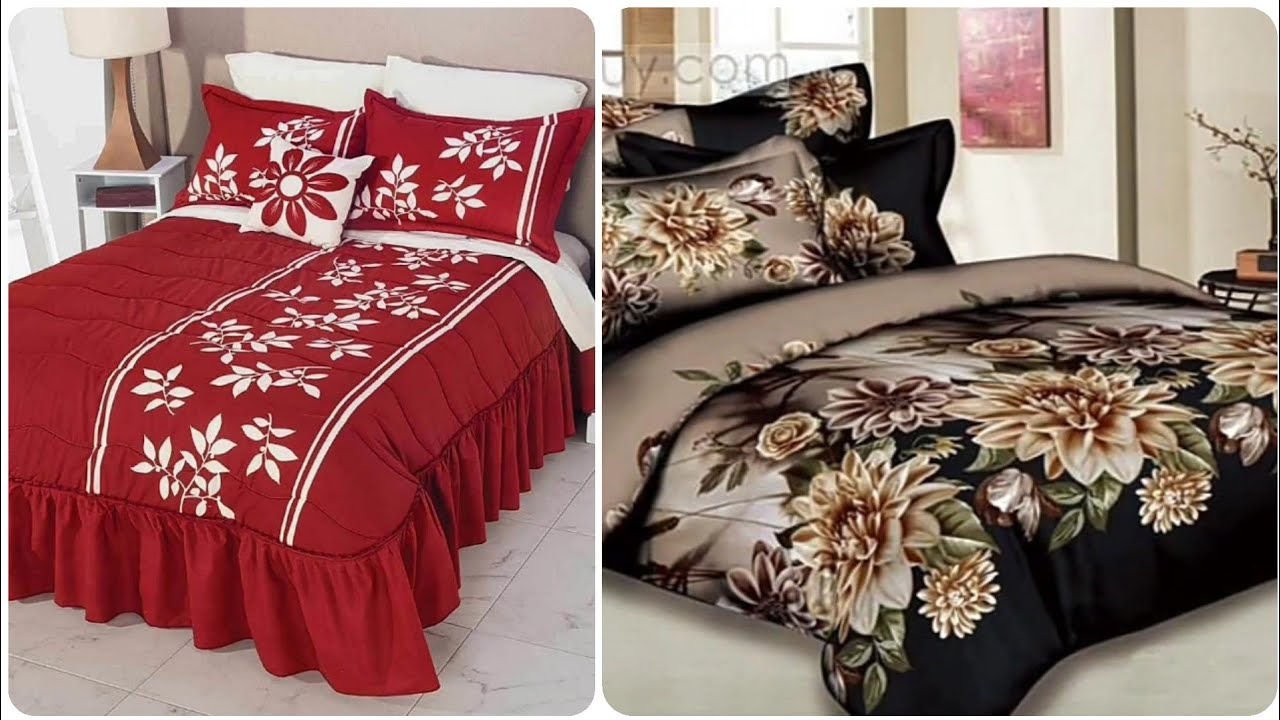 Excellent quality of branded Bedsheets Designs 2021Excellent quality of branded Bedsheets Designs 2021