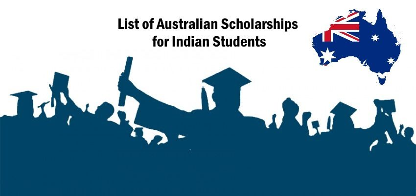 List Of Scholarships For Indian Students For Study In Australia