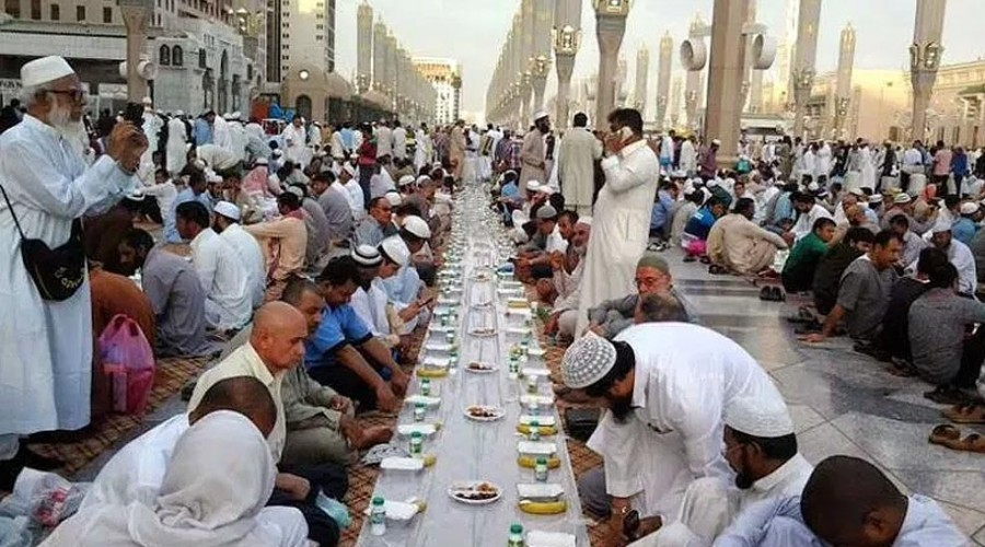 Most Beautiful Pictures From This Ramadan in Makkah