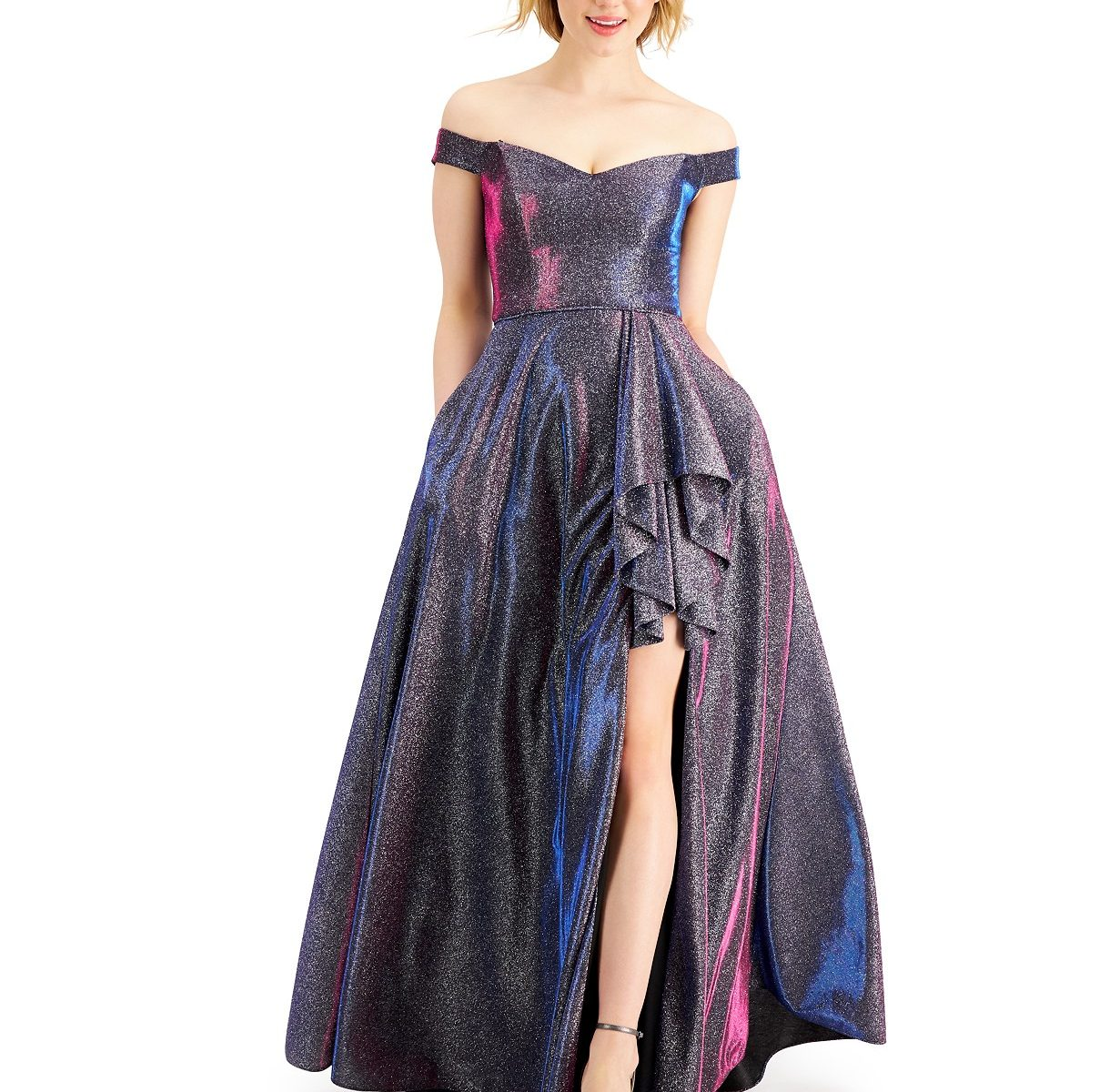 Latest Cheap Macy's Long Prom Dresses 2021 in the US Online