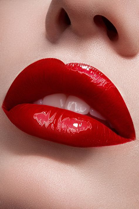 Most Iconic Shades of Red Lipstick Trends For Girls Fashion