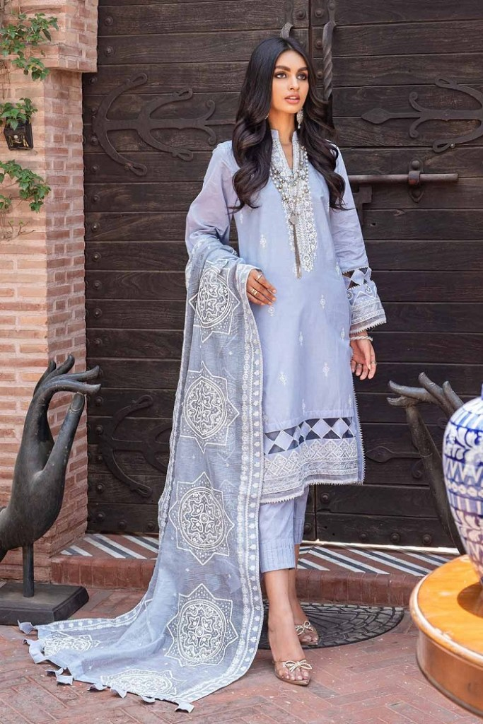 Newly Gul Ahmed Afsaneh Azadi Sale Dresses 2021-Online Shop