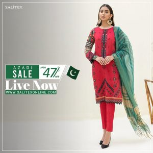 Shopping Online-Salitex Sale 2021 Upto 50% Off Entire Stock
