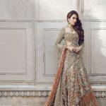 Latest Pakistani Wedding Dresses 2021 For Barat, Walima