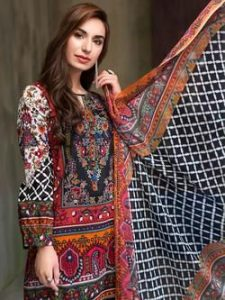 New Limelight 3Pc Luxury Suits Women pret Collection 2021