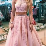 Fashion Materials Dresses Embroidery PromTwo-Piece 2021-2022