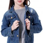 New Trends American Style Of Denim Jackets For Boys & Girls
