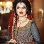 Amazing Pakistani Bridal Hairstyles for Wedding 2020