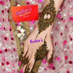 Beautifull Indian Kashees Mehndi Designs For Girls 2020