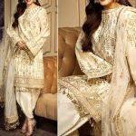 Elegant Alkaram Luxury Embroidered Dresses 2020 For Women