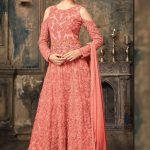 Embroidered Anarkali Frocks Designs Collection 2020 Looking Girls