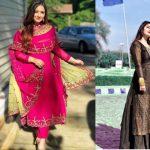 Latest Punjabi Suit Design For Women-Trendy Design In 2020