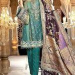 Online Shop Asim Jofa Orne Mysorie Chiffon Collection 2020. Young ladies look down this page and investigate these lovely Asim Jofa winter appearance 2020 for women. Asim Jofa is one of the main dress style brands in Pakistan. This brand is working admirably in the materials business of Pakistan.