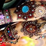 Punjabi 10 Beautiful Mehndi Designs Party Wear