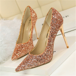 Stylish Pencil Heels Bridel Shoes For 2020