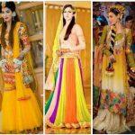 Amazing Bridel Ubtan Frocks Designs 2020 Looking Brides