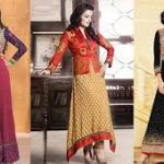 Beautifull Indian Jacket Style Dresses Collection 2020 Party Wear