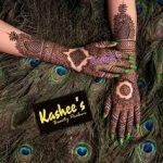 Best Mehandi Design By Kashee's Artist 2020 Girls Party Wear