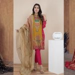 Maria B Embroidered Party wear Dresses for Ladies