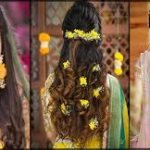 New Hairstyle For Wedding Girls 2020 In Pakistani Bridal