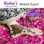 New Stylish Bridal Foot Wear Kashee's Mehandi Designs Collection 2020-2021