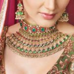 Unique Style Bridal Wedding Artificial Jewellery Collection 2020
